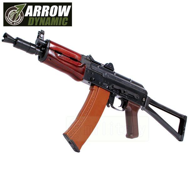 AKS-74UN,クリンコフ