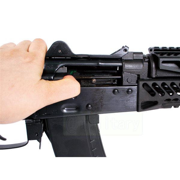 AKS-74UN,クリンコフ,ZENIT