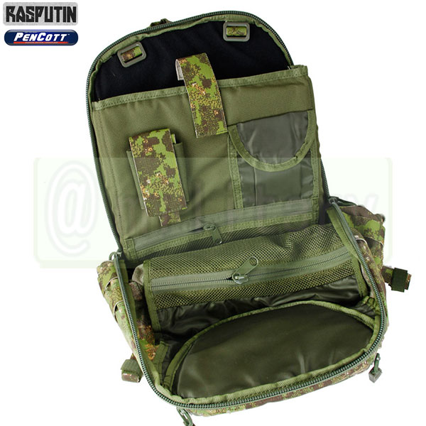 Rasputin Over5 Backpack