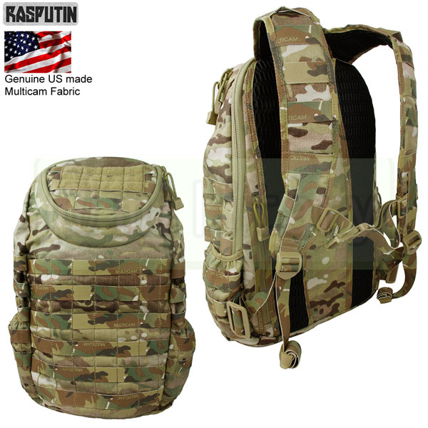 Rasputin Over5 Backpack (Multicam)