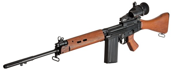 ARES L1A1 ウッド コンバージョンキット