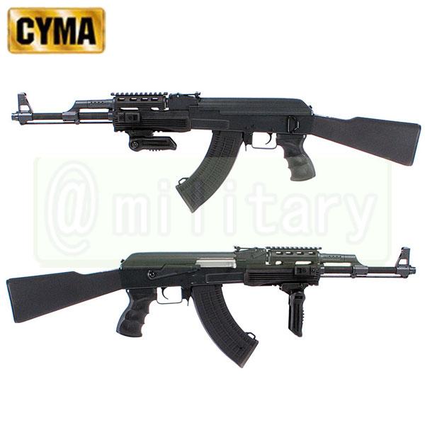 CYMA CYMA フルメタル AK-47 RIS...