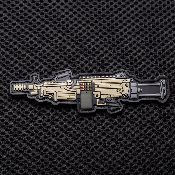 TANGO,Aprilla Design,ミリタリーパッチ,パッチ,ワッペン,M249,MINIMI,