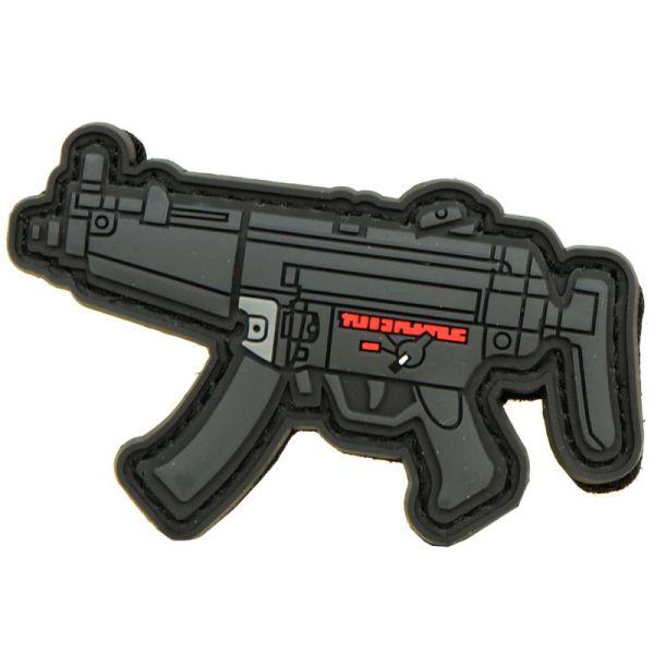TANGO,ミリタリーパッチ,パッチ,ワッペン,MP5,