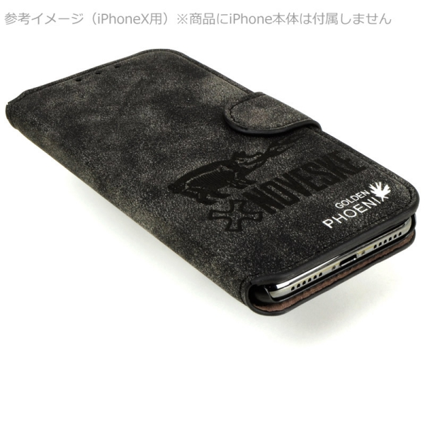 iPhone,iPhoneケース,iPhone8,手帳型ケース,グロック,Glock,Punisher,Noveske,M&P,Smith & Wesson,