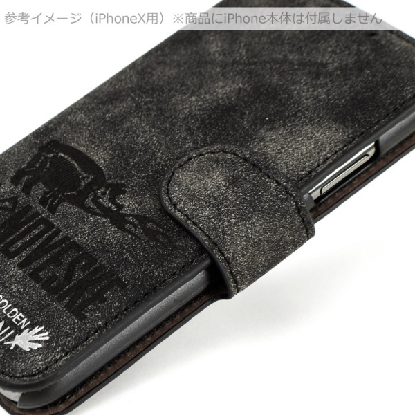 iPhone,iPhoneケース,iPhoneX,iPhone10,手帳型ケース,グロック,Glock,Punisher,Noveske,M&P,Smith & Wesson,