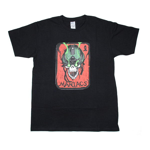 TMC Gilden T Shirt MANTAC ( Black )