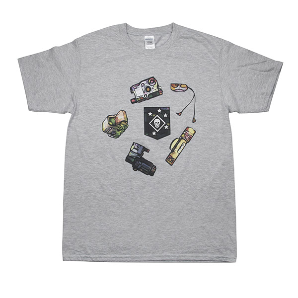 TMC Gilden T Shirt MR ( Sport Grey )