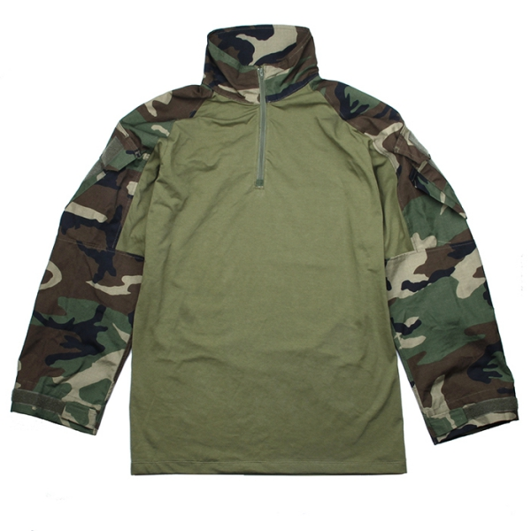 TMC ORG Cutting G3 Combat Shirt ( Woodland )