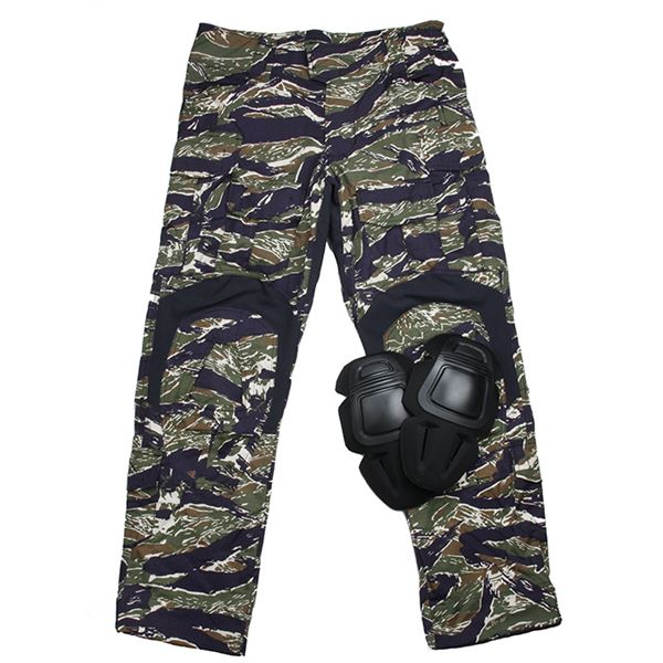 TMC ORG Cutting G3 Combat Pants ( Blue Tigerstripe  )
