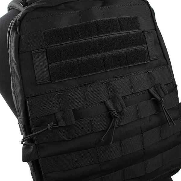 TMC PC Panel style Backpack ( Black )