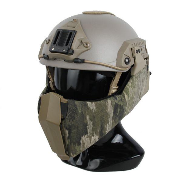 TMC MANDIBLE for OC highcut helmet ( Atacs iX )