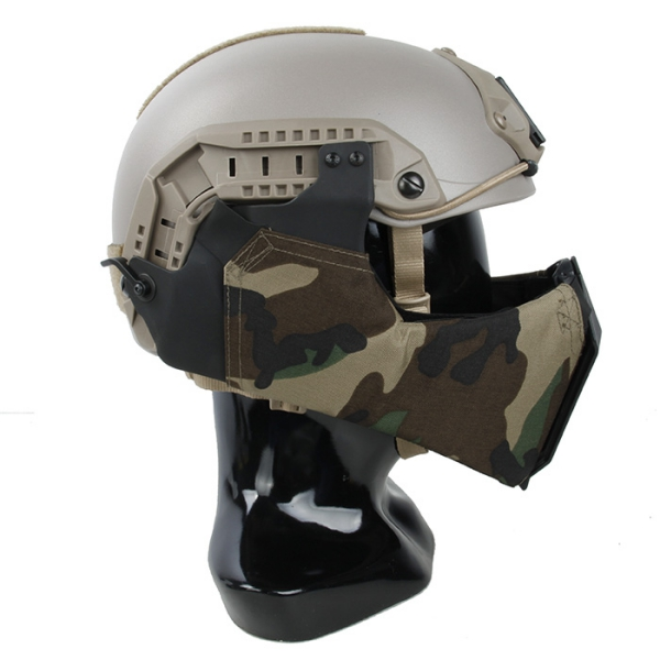 TMC MANDIBLE for OC highcut helmet ( Multicam )
