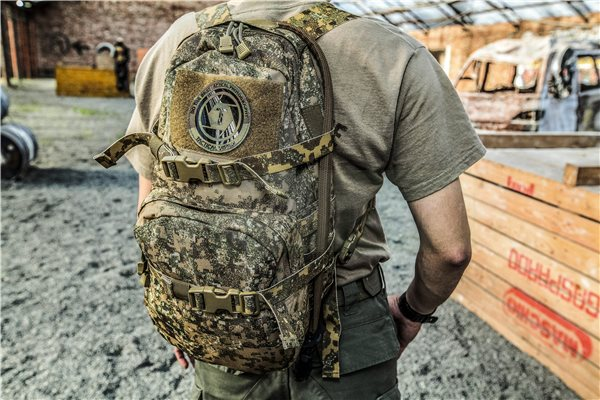 TMC Modular Pack w 3L Hydration Bag