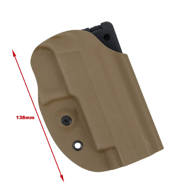 Kydex Holster for Marui 226 GBB ( DE )