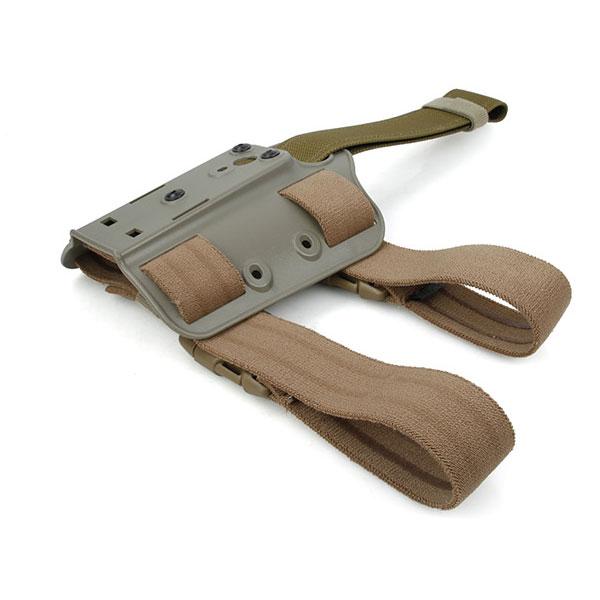 TMC SFL Drop Leg Holster Platform ( Khaki )