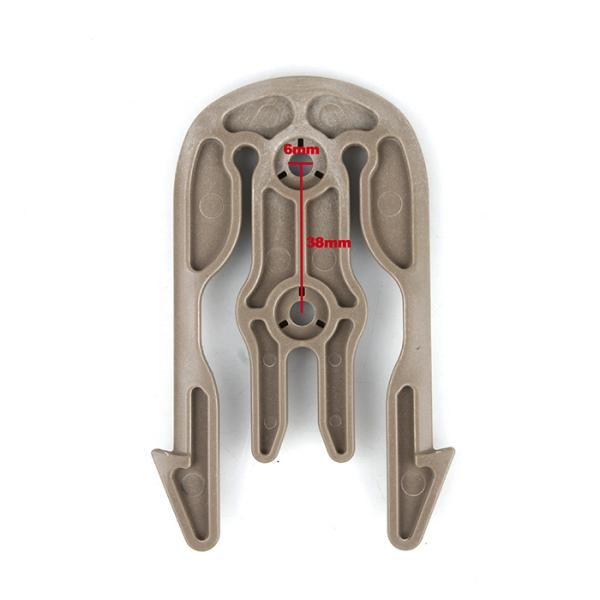 0305 ML 16 MOLLE lock ( DE )