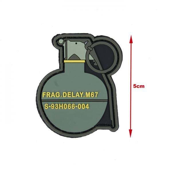 TMC PVC Patch PMAC ( DE )