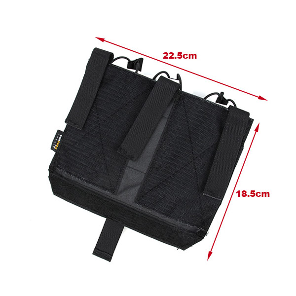 TMC TY 556 Pouch for AVS JPC2.0 (BK )