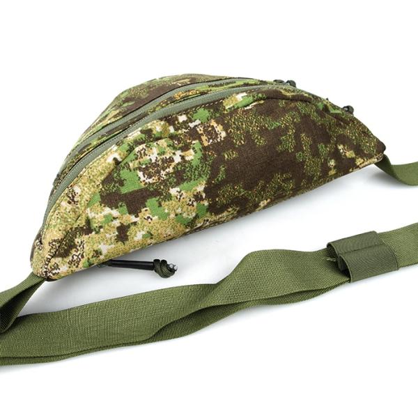 TMC 2X Fanny pack  ( GreenZone )
