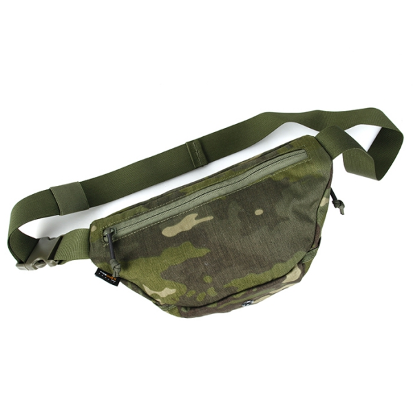 TMC 2X Fanny pack  ( Multicam Tropic )