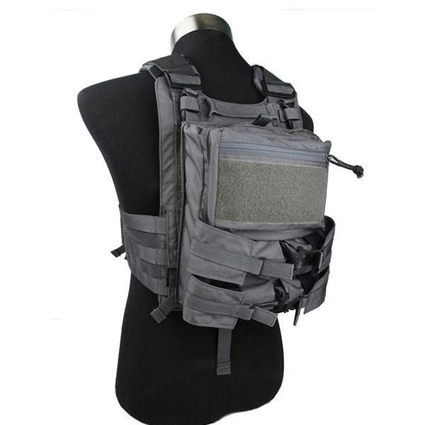 TMC Assault Back Panel For 420 PC ( Wolf Groy )