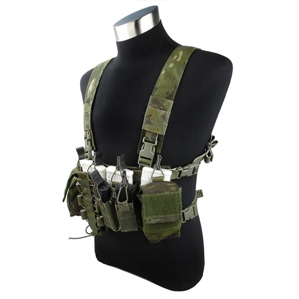 TMC D-Mittsu Chest Rig ( Multicam Tropic )