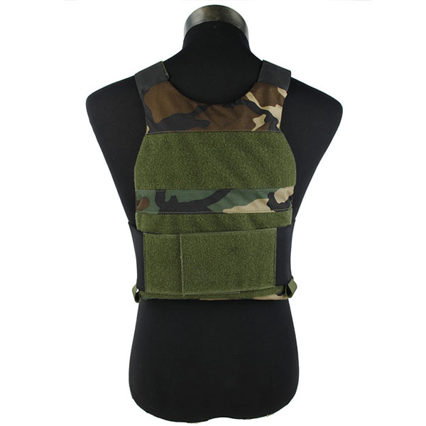 TMC FCSK Plate Carrier ( Woodland )